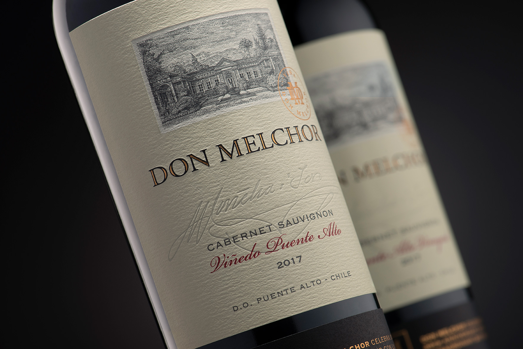 Outstanding 95 points for Don Melchor 2017