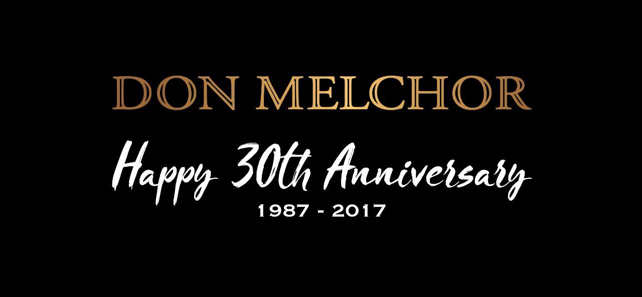 Feliz Aniversario Don Melchor