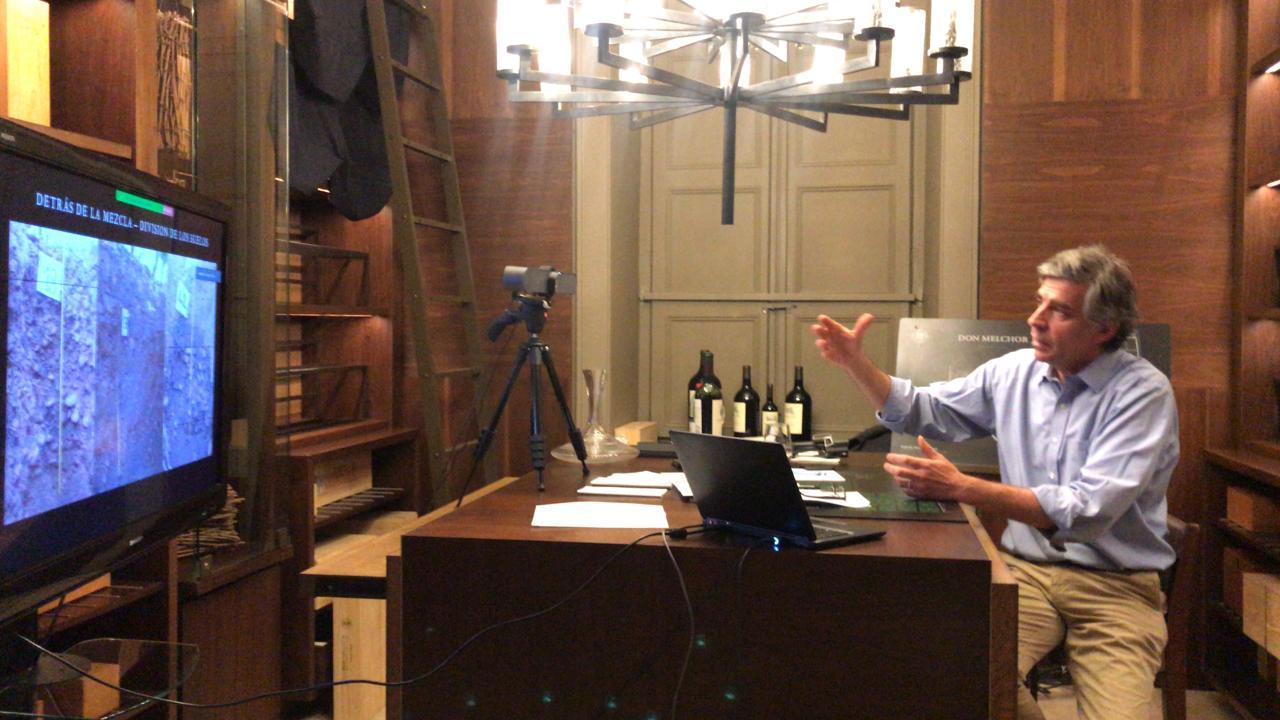 Exitosa estrategia digital de Don Melchor para su cosecha 2017