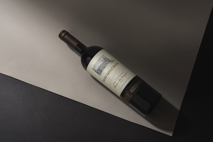 Don Melchor, among the select group of the best wines in the world