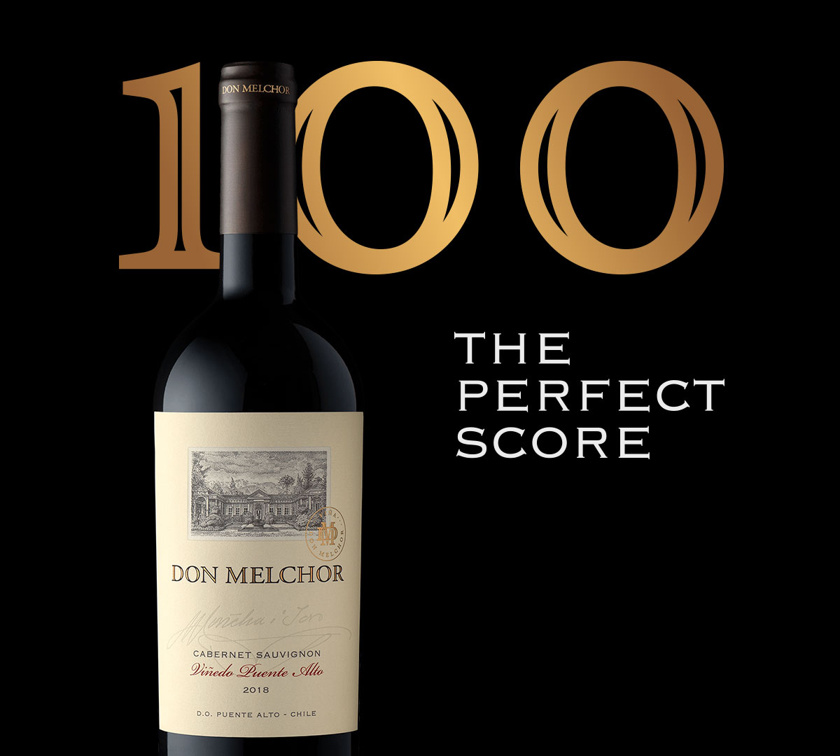 Don Melchor obtains 100 points, the perfect score