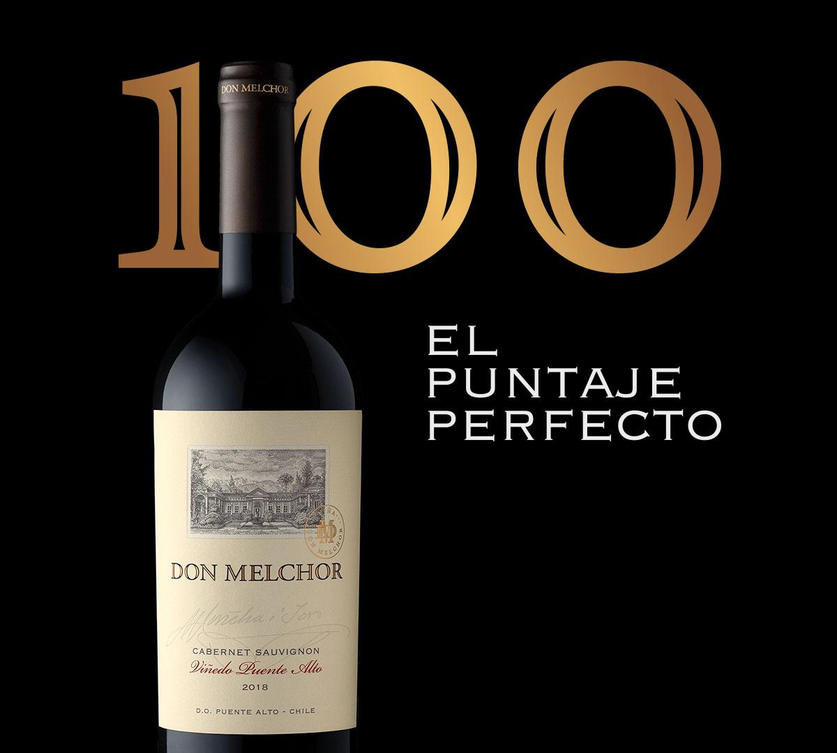 Don Melchor obtiene 100 puntos, el puntaje perfecto