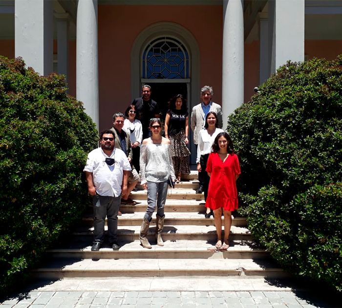 Don Melchor 2018: Lançamento no Chile