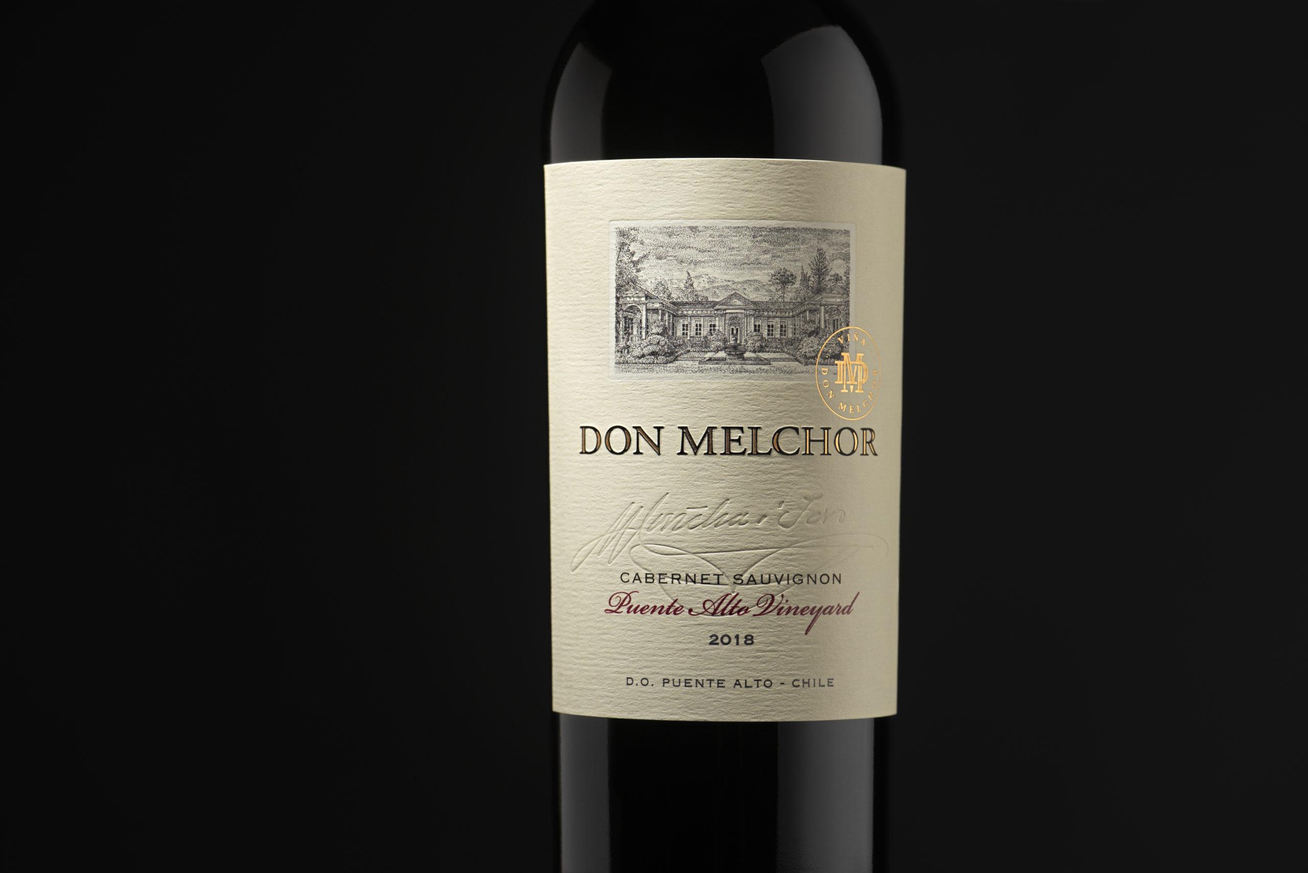 Wine Spectator destaca con 95 puntos a Don Melchor 2018