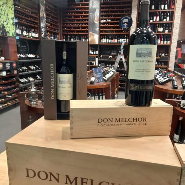Don Melchor y su destacada presencia en tiendas especializadas